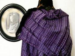 das ist ein rebozo deluxe purpur hauptbild