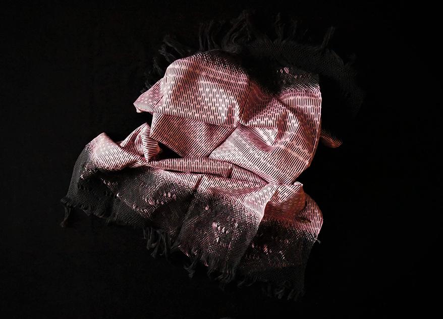 rebozo deluxe rosa 4Gal